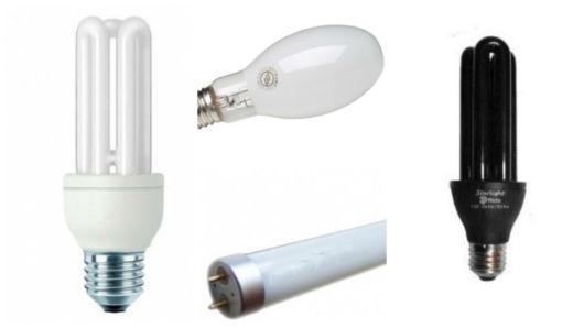 lâmpadas de descarga