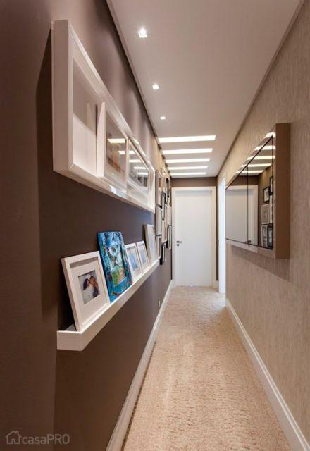 Projeto de ilumina o o que luminot cnico dicas e projetos for Decoracion de pasillos