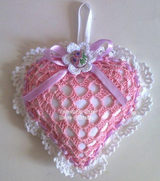 sabonetes decorados coração