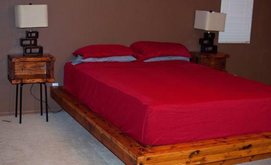 tipos de cama baixa