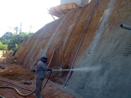 concreto gumita