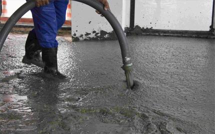 concreto fluído