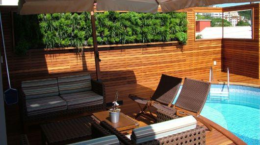 Rea de lazer com piscina dicas plantas gr tis e de 30 for Piscina 50 metros pontevedra