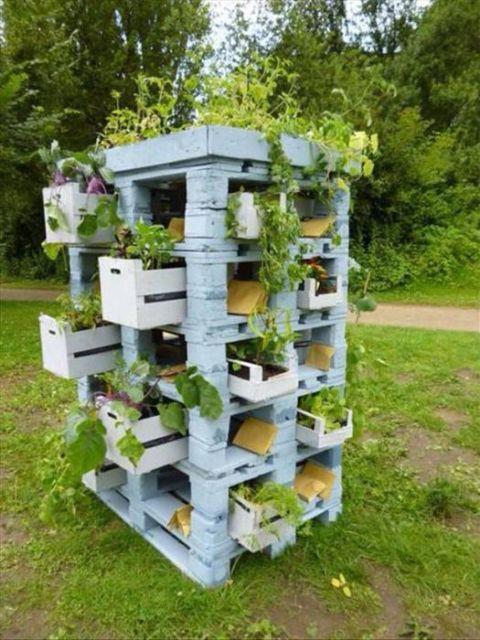 vasos-para-jardim-feito-de-pallets
