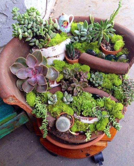 vasos-para-jardim-quebrados