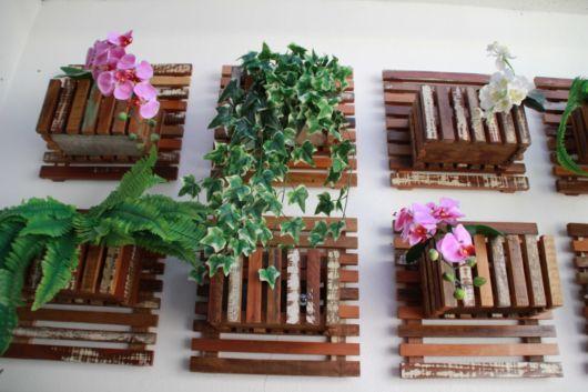 vasos-para-jardim-vertical-madeira