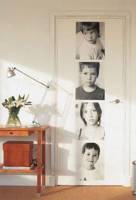 Adesivo fotos família