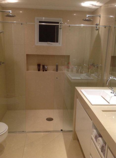 Banheiro bege combinações de cores e 52 fotos de ambientes lindos! -> Banheiro Com Pastilha Bege