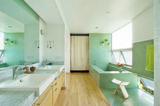 banheiro-verde-bege-clean