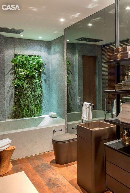 banheiro-verde-com-bege
