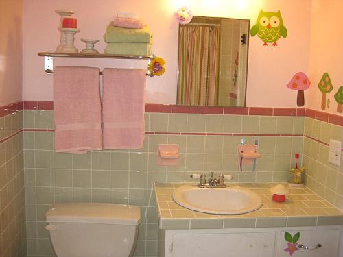 banheiro-verde-e-rosa