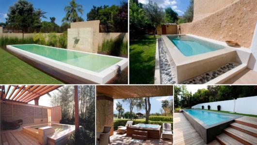 Piscina acima do solo elevada vantagens dicas e 24 modelos for Bombas para piscinas baratas