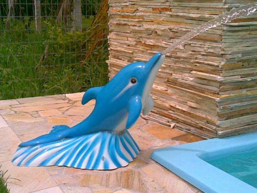 cascata-para-piscina-de-golfinho