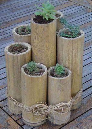 como-fazer-vaso-de-bambu-para-plantas