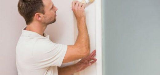 como-pintar-porta-de-madeira