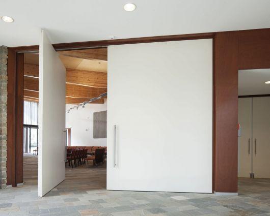porta branca pra sala