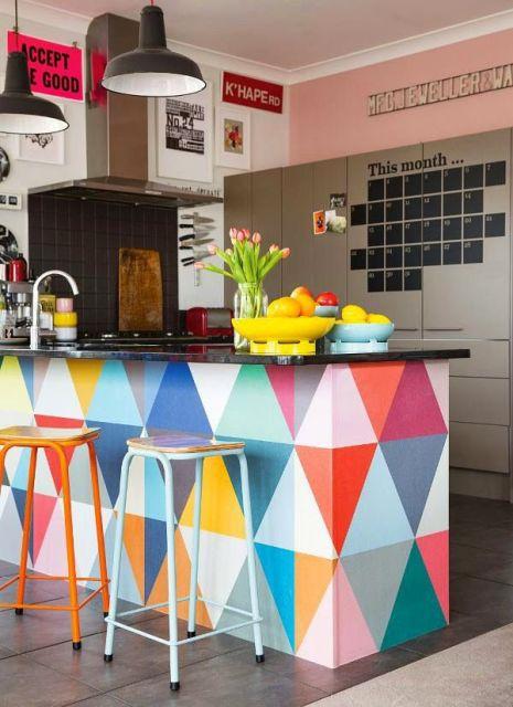 cozinha-americana-pequena-bancada-papel-de-parede