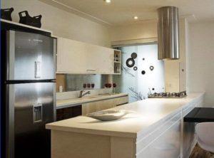 fotos de cozinha clean