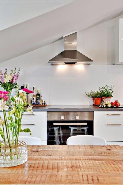 cozinha-com-decoracao-escandinava