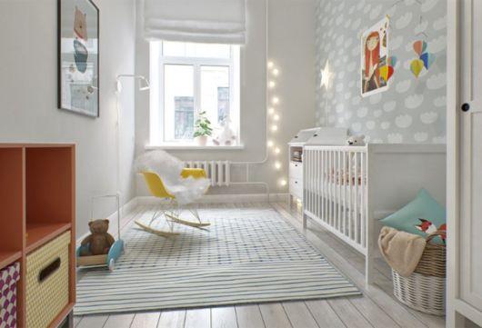 decoracao-escandinava-quarto-de-bebe