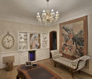 decoração clássica para home office