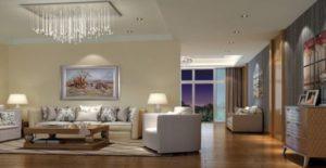 decoração clássica para salas de estar