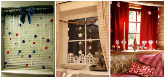ideias para enfeitar janela