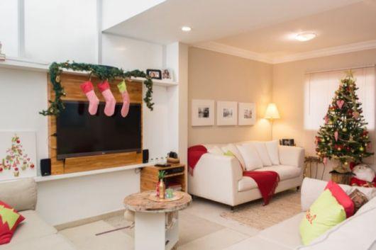 decoração simples apartamento