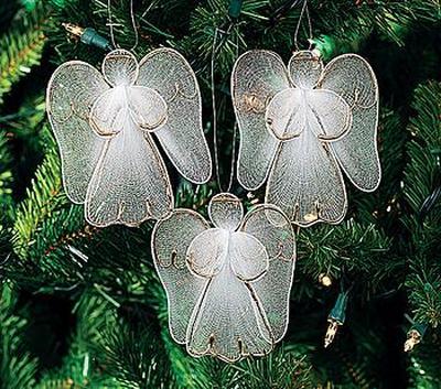 anjinho árvore de natal
