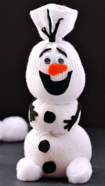 enfeite Olaf