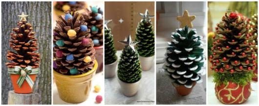 Enfeite de natal artesanal 80 ideias incríveis e passo a passo!