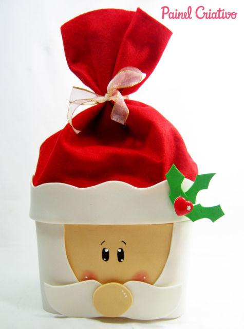 enfeites-de-natal-reciclados-com-pote-manteiga
