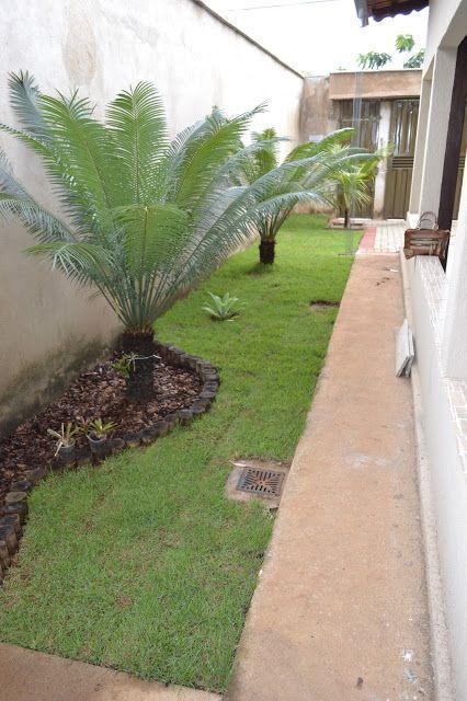 jardim corredor