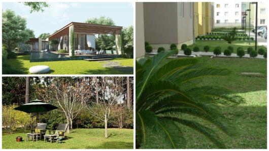 projetos jardim