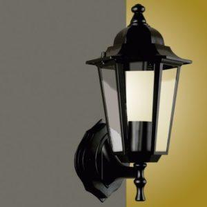 arandela colonial em luminárias rústicas