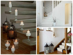 usando para decorar luminárias rústicas
