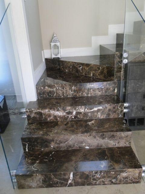 escada mámore emperador