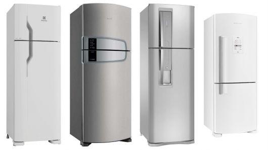 geladeira 2 portas