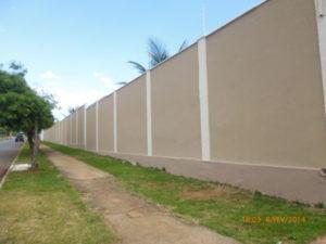 tipos de muro pré moldado