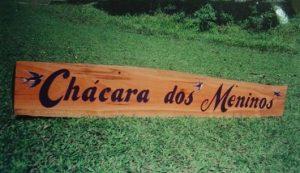 ideias para nomes de chácaras