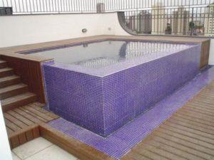 projetos com piscina na laje