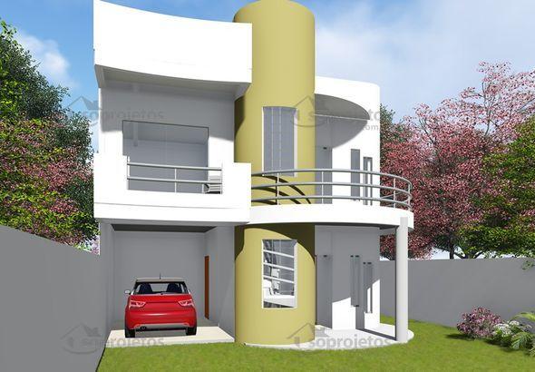 fachada projeto