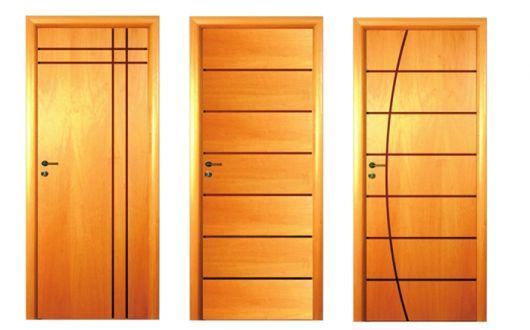 porta-de-madeira