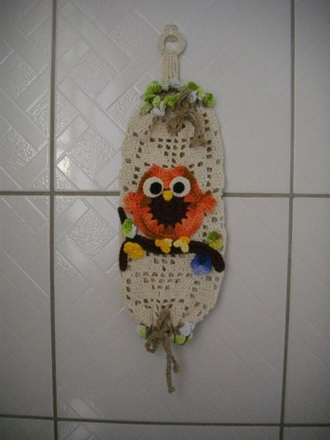decoração de coruja