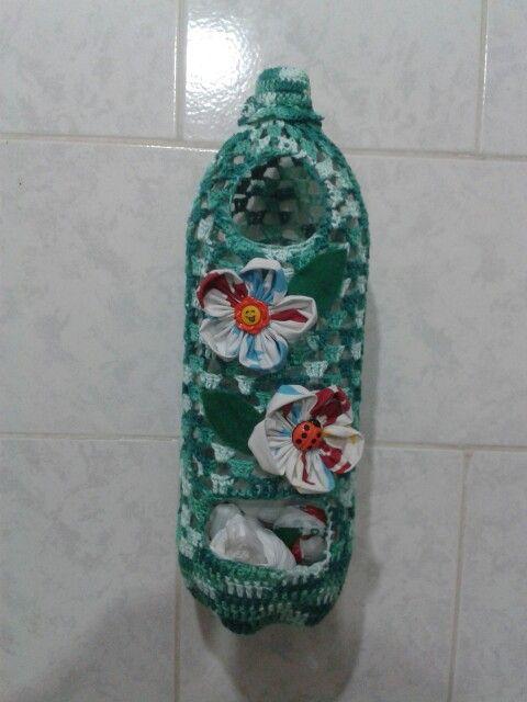 decorado com flores de tecido