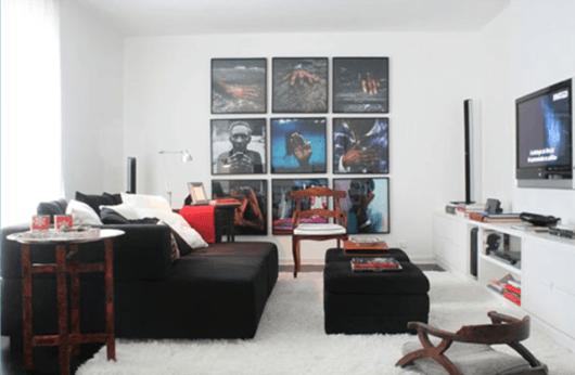 Quarto Vira Sala De Tv ~  nossas sugestões de quartos de hóspedes juntamente à sala de TV