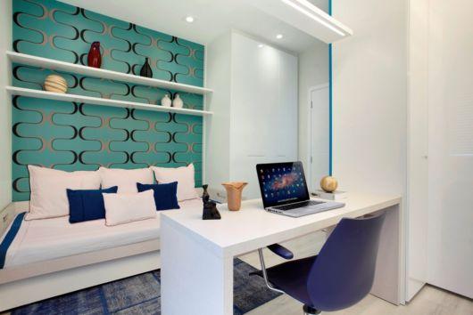Sala Tv Quarto Hospedes ~ Quarto de Hóspedes Vantagens e Dicas + 43 projetos lindos!