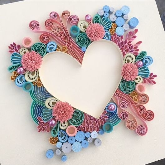 desenho coração