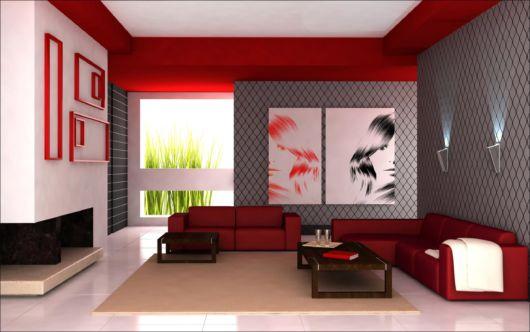 sala-clean-moderna-colorida-como-fazer