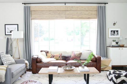 Small Ivory Sectional Sofa